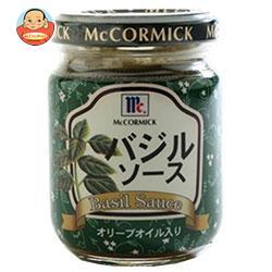 ユウキ食品 MC バジルソース 95g×6本入