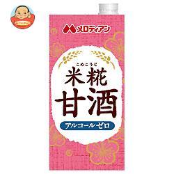 メロディアン 米糀甘酒 1000ml紙パック×12(6×2)本入