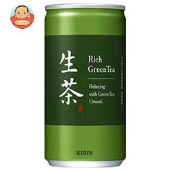キリン 生茶 185g缶×20本入