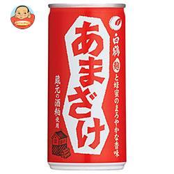 白鶴 あまざけ 190g缶×30本入