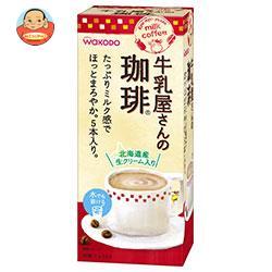 和光堂 牛乳屋さんの珈琲 82.5g(16.5g×5本)×24(6×4)箱入