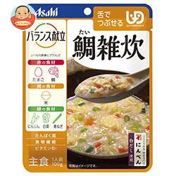 アサヒグループ食品 バランス献立 鯛雑炊 100g×24個入