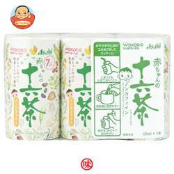 和光堂 赤ちゃんの十六茶 125ml紙パック×18(3P×6)本入