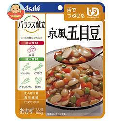 アサヒグループ食品 バランス献立 京風五目豆 100g×24個入