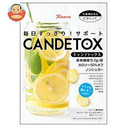 カンロ キャンデトックスキャンディ 70g×6袋入