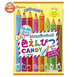 カンロ 色えんぴつキャンディ 80g×6袋入