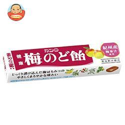カンロ 健康梅のど飴 スティックタイプ 11粒×10個入