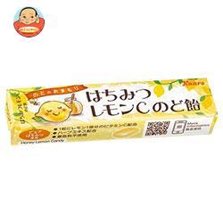カンロ はちみつレモンCのど飴 スティックタイプ 11粒×10個入