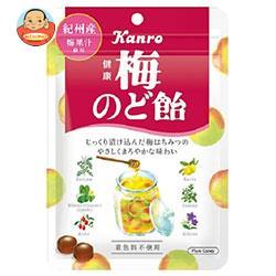 カンロ 健康梅のど飴 90g×6袋入