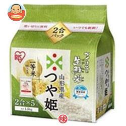 アイリスオーヤマ 生鮮米 山形県産つや姫 1.5kg×4袋入