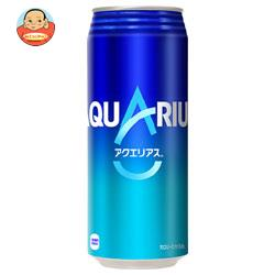 コカコーラ アクエリアス 500g缶×24本入
