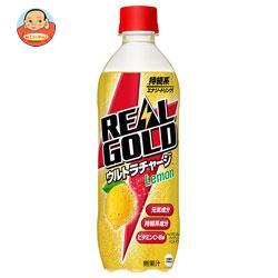 コカコーラ リアルゴールド ウルトラチャージ レモン 490mlペットボトル×24本入