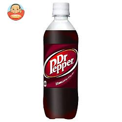 コカコーラ ドクターペッパー 500mlペットボトル×24本入