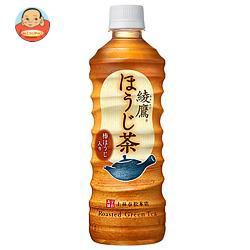 コカコーラ 綾鷹 ほうじ茶 525mlペットボトル×24本入