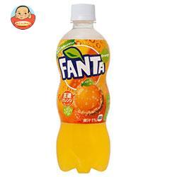 コカコーラ ファンタ オレンジ 500mlペットボトル×24本入