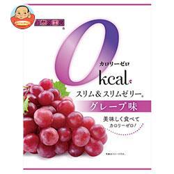 富士正食品 スリム&スリムゼリー カロリーゼロ グレープ味 22g×7個×20袋入