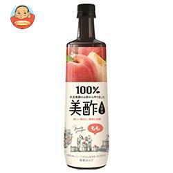 CJジャパン プティチェル 美酢(ミチョ) もも 900mlペットボトル×12本入