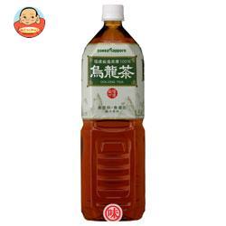 ポッカサッポロ 烏龍茶 1.5Lペットボトル×8本入