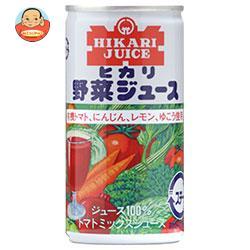 光食品 野菜ジュース 有塩 190g缶×30本入