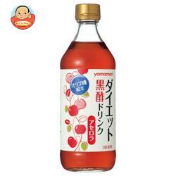 ヤマモリ ダイエット黒酢ドリンク アセロラ 500ml瓶×6本入