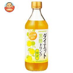 ヤマモリ ダイエット黒酢ドリンク ゆず 500ml瓶×6本入