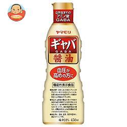ヤマモリ ギャバ醤油 450mlペットボトル×12本入