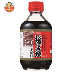 ヤマモリ 松阪すき焼のたれ 300ml瓶×12本入