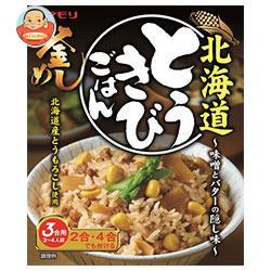 ヤマモリ 北海道 とうきびごはん 200g×5箱入
