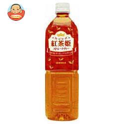 サンガリア 紅茶姫ストレートティー900mlペットボトル×12本入