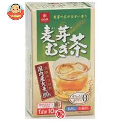 はくばく 麦芽むぎ茶 80g(8g×10袋)×40袋入