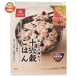 はくばく おいしさ味わう十六穀ごはん お徳用 450g(30g×15袋)×6袋入