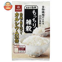 はくばく まるで白米 もっちり雑穀 25g×6×6袋入