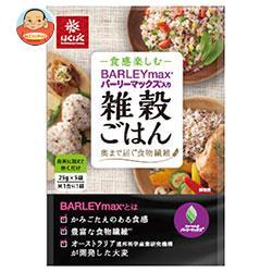 はくばく 食感楽しむバーリーマックス入り雑穀ごはん 25g×5袋×6個入