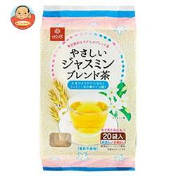 はくばく やさしいジャスミンブレンド茶 140g(7g×20袋)×10袋入
