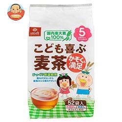 はくばく こども喜ぶ麦茶 416g(8gx52袋)×12袋入