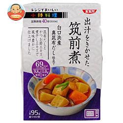 SSK レンジでおいしい! 小鉢料理 出汁をきかせた筑前煮 95g×12個入