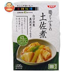 SSK レンジでおいしい! 小鉢料理 たけのことふきの土佐煮 120g×12個入