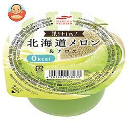 マルハニチロ 果汁in! 0キロカロリー 北海道メロン アロエ入り 150g×30(6×5)個入