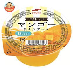 マルハニチロ 果汁in! 0キロカロリーマンゴー ナタデココ入り 150g×30(6×5)個入