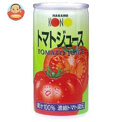 長野興農 KONO 濃縮還元 トマトジュース 有塩 190g缶×30本入