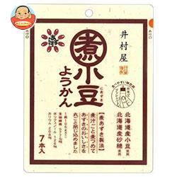 井村屋 煮小豆ようかん 15g×7本×16袋入