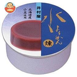 井村屋 缶水ようかん 煉 83g×32(8×4)個入