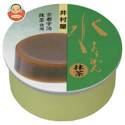 井村屋 缶水ようかん 抹茶 83g×32(8×4)個入