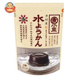 井村屋 煮小豆水ようかん 62g×3×10袋入