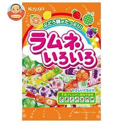 春日井製菓 ラムネいろいろ 87g×12袋入