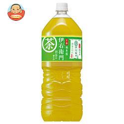 サントリー 緑茶 伊右衛門(いえもん) 2Lペットボトル×6本入