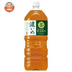 サントリー 緑茶 伊右衛門(いえもん) 濃いめ 2Lペットボトル×6本入