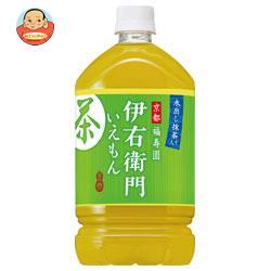 サントリー 緑茶 伊右衛門(いえもん) 1Lペットボトル×12本入