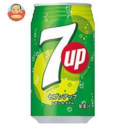 サントリー セブンアップ 350ml缶×24本入