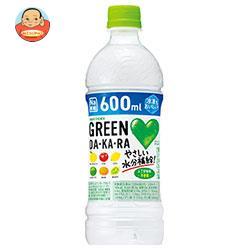 サントリー GREEN DAKARA(グリーン ダカラ)【手売り用】 540mlペットボトル×24本入